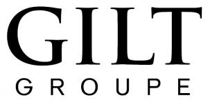 gilt logo, gilt company logo, gilt groupe logo, gilt groupe company logo, gilt.com logo