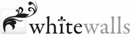 my white walls logo