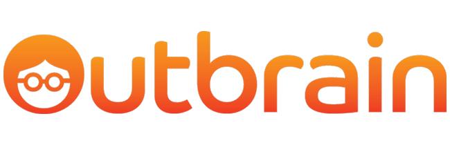 outbrain logo, outbrain's logo, outbrain