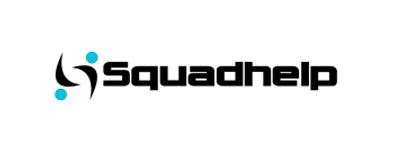 squadhelp logo, squad help logo, squadhelp website logo